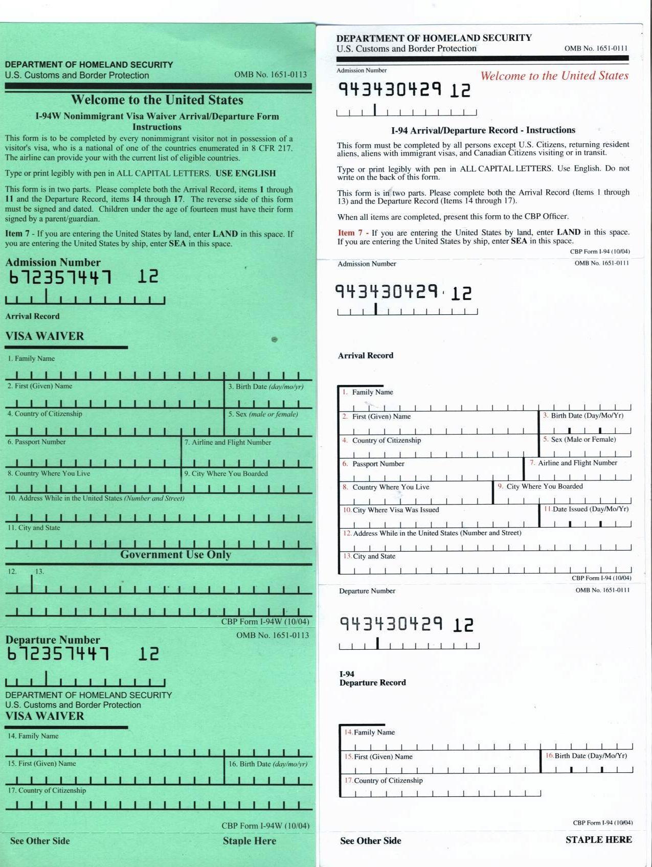 Imigracni-formular-I-94
