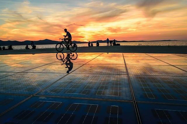 Na kole po USA – 5 oblíbených cyklistických destinací