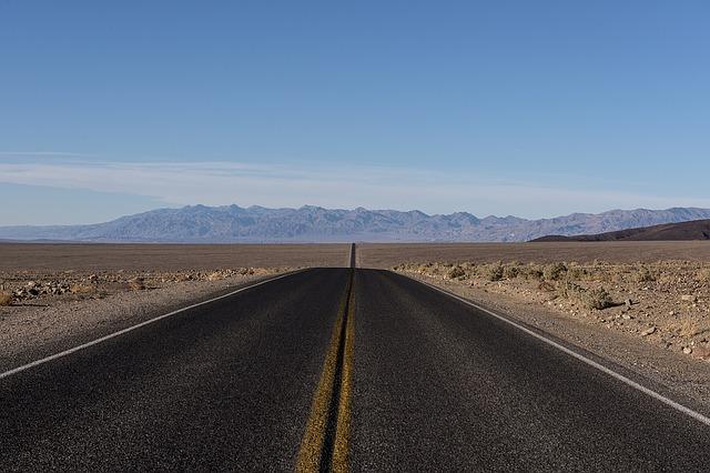 Národní park Death Valley
