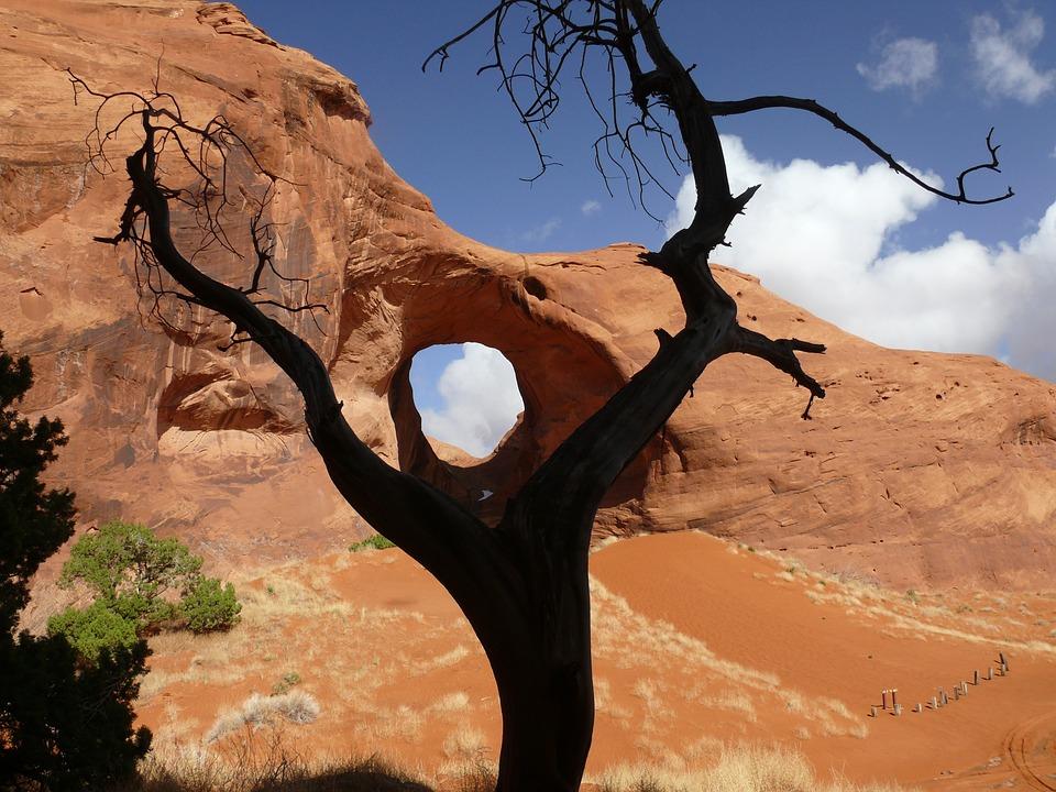 Spojené státy: Exkurze kaňony a údolími