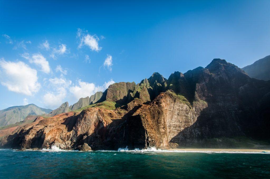 ostrovy Havaj, Spojené státy americké