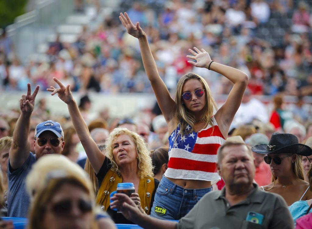 americký hudební festival