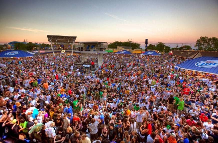 Wyoming State Fair festival