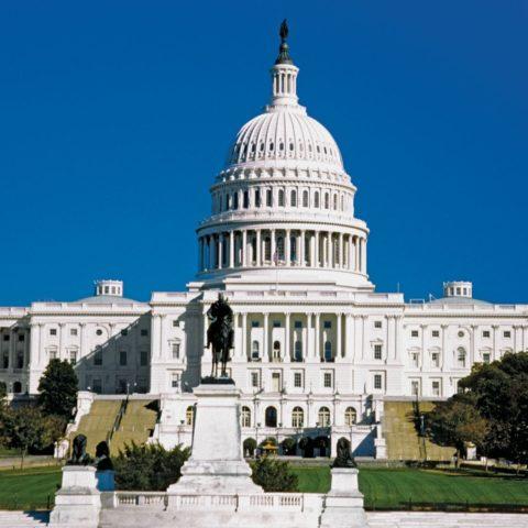 Hlavní město USA Washington D.C