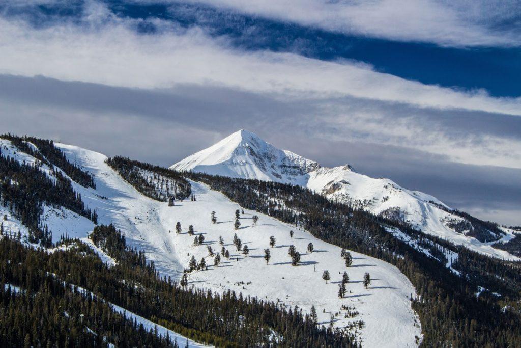 Big Sky v americké Montaně