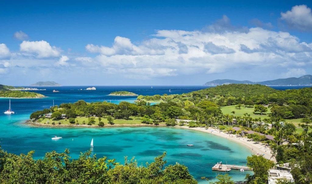 St. John, Americké Panenské ostrovy