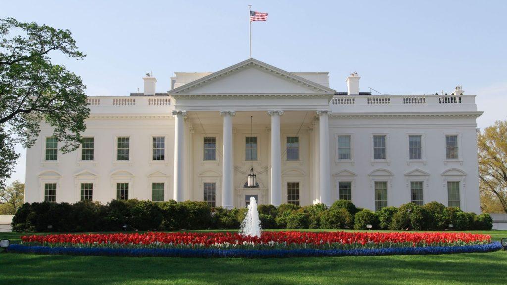 sídlo amerického prezidenta, Bílý dům