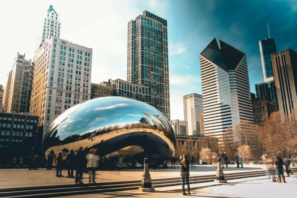 Chicago, město, které ve třicátých letech proslavil organizovaný zločin