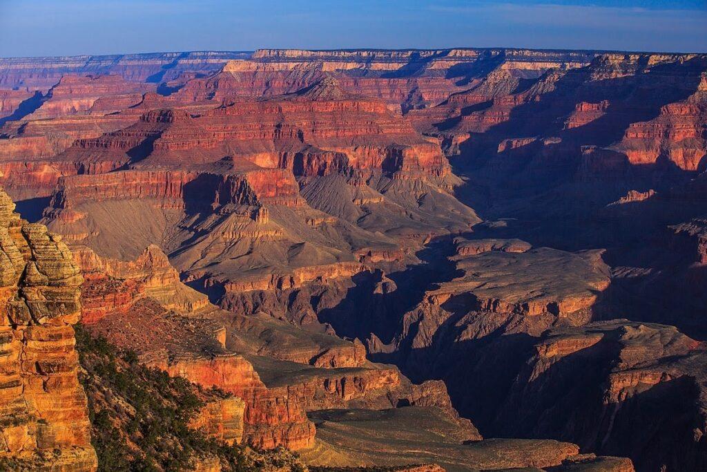 Velký kaňon ve státě Arizona