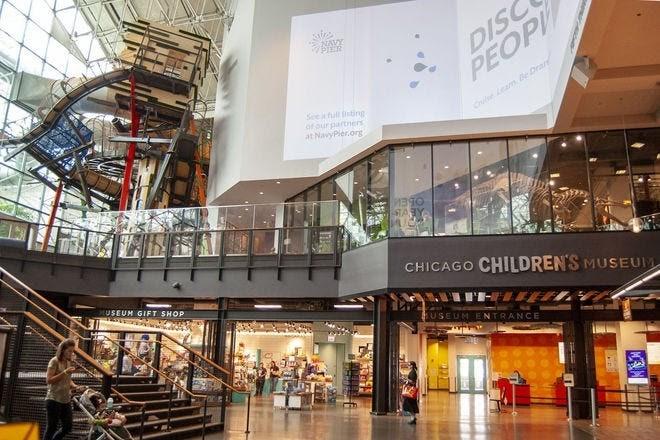 dětské muzeum v Chicagu