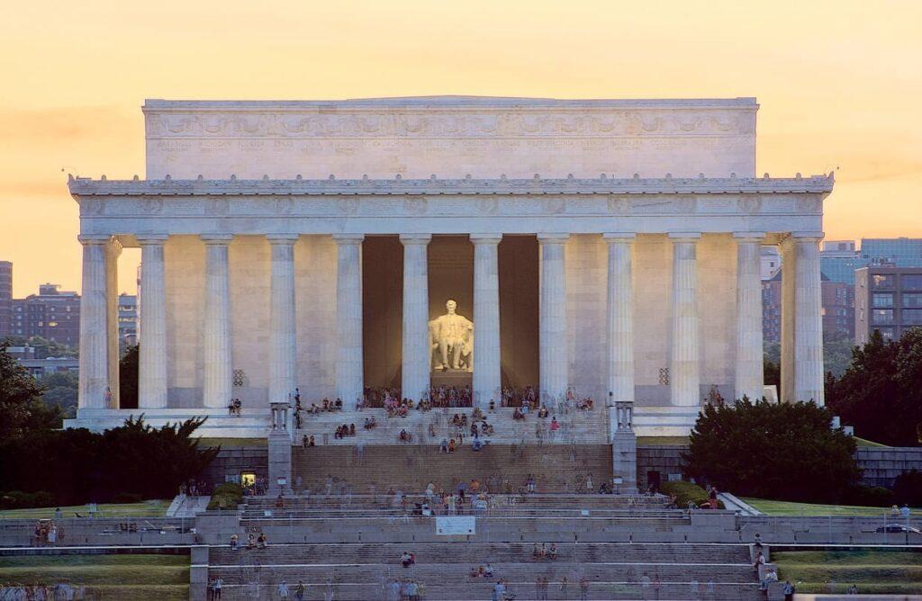 Lincolnův památník ve Washingtonu, D.C.