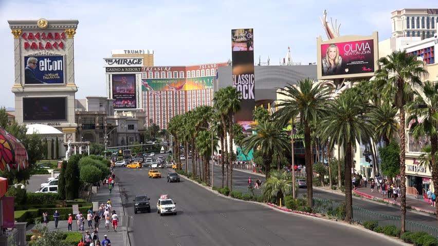 v nevadském Las Vegas se obejdete bez automobilu