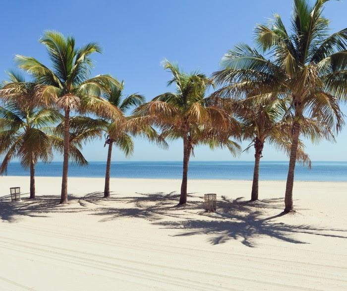 Miami jako zimní destinace