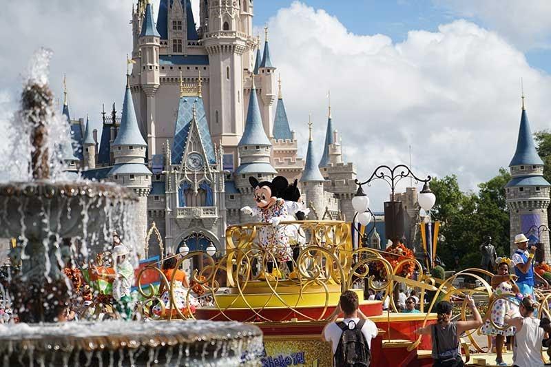 zábavní park World Disney v Orlandu, Florida