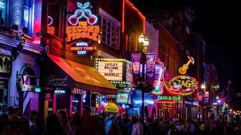 Nashville je v ČR známo fanouškům country hudby